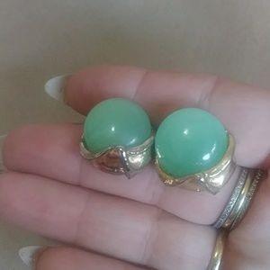 Unique vintage earrings